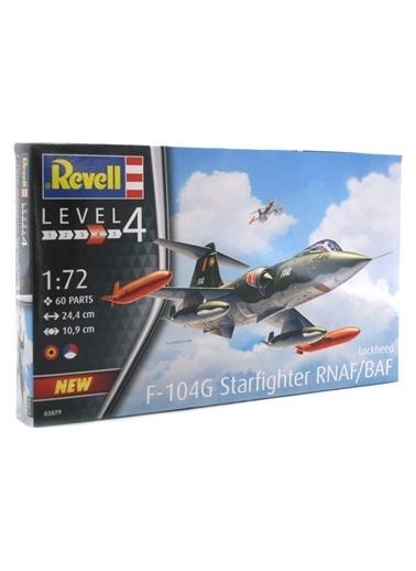 Revell  Maket Lockheed F-104 G Starfighter 3879 Renkli